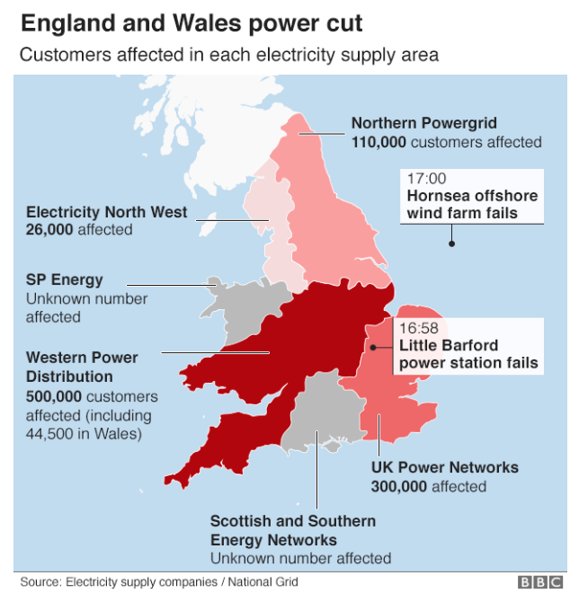 Map Of Uk Power Stations.Blackout Uk Who S To Blame Energy Networks Australia